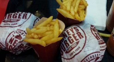 Photo of Burger Joint Barneys Burger at Burgos Avenue, Cabanatuan 3100, Philippines