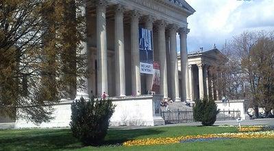 Photo of Art Museum Szépművészeti Múzeum at Dózsa György Út 41., Budapest 1146, Hungary