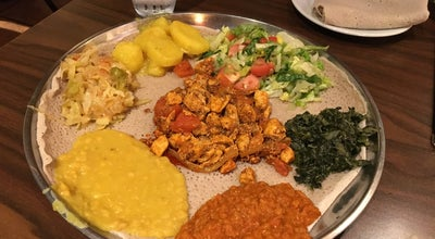 Photo of Ethiopian Restaurant Keren Restaurant at 1780 Florida Ave Nw, Washington, DC 20009, United States