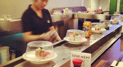 Photo of Sushi Restaurant Haiku Sushi Lounge at Drottninggatan 30, Göteborg 411 08, Sweden
