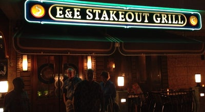 Photo of Steakhouse E&E Stakeout Grill at 100 Indian Rocks Rd N, Belleair Bluffs, FL 33770, United States