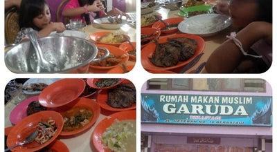 Photo of Diner Rumah Makan Muslim GARUDA at Jl. Veteran No.8, BERASTAGI, Indonesia