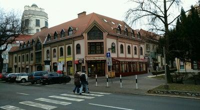 Photo of Bakery Rádi Pékség at Kossuth Lajos Utca, Eger, Hungary