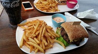 Photo of Burger Joint Íslenska Hamborgarafabrikkan at Höfðatún 2, Reykjavík 105, Iceland