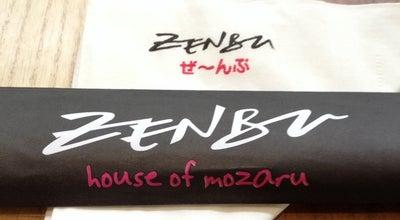 Photo of Japanese Restaurant Zenbu House of Mozaru at Jl. Manyar Kertoarjo No. 98, Surabaya, Indonesia