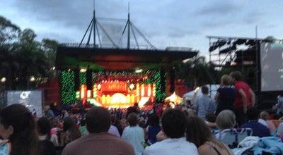 Photo of Music Venue Riverstage at 59 Gardens Point Rd., Brisbane, QL 4000, Australia