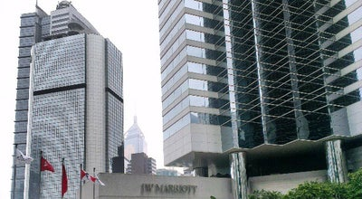 Photo of Hotel JW Marriott Hotel Hong Kong at Pacific Place, 88 Queensway, Admiralty, Hong Kong