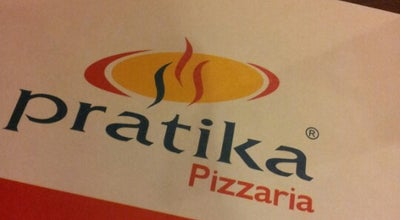 Photo of Pizza Place Pratika Pizzaria at R. Dos Ferroviários, 541, Esteio 93265-150, Brazil