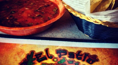 Photo of Mexican Restaurant El Patio at 7622 Highland Road, Waterford, Mi 48327-1406, Waterford, MI 48327, United States