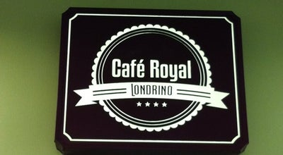 Photo of Cafe Café Royal Londrino at Royal Plaza Shopping, Londrina 86010-180, Brazil