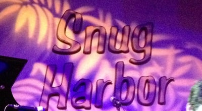 Photo of Jazz Club Snug Harbor Jazz Bistro at 626 Frenchmen St, New Orleans, LA 70116, United States