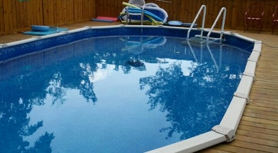 Photo of Pool Larson Aquatic Center at 909 50th St, West Des Moines, IA 50265, United States
