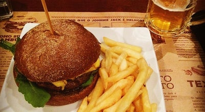 Photo of Burger Joint Johnnie Jack - Artesanal Burgers Bar at Rua Félix Da Cunha, 555, Pelotas 96010-000, Brazil