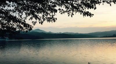 Photo of Lake Waduk Wonorejo at Wonorejo, Pagerwojo, Tulungagung, Indonesia
