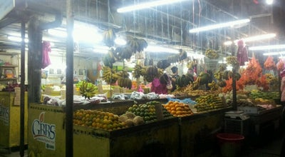 Photo of Farmers Market Gerai Buah Jalan Hiliran at Depan Flat Polis Hiliran, Malaysia