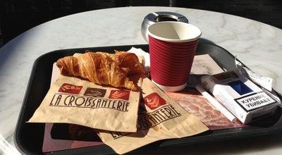 Photo of Cafe La Croissanterie at Cyprus