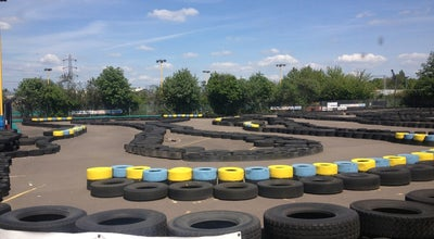 Photo of Go Kart Track Grand Prix Karting at Adderley Rd S, Birmingham B8 1AD, United Kingdom