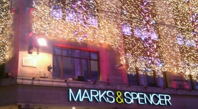 Photo of Clothing Store Marks & Spencer at 458 Oxford St, London W1C 1AP, United Kingdom
