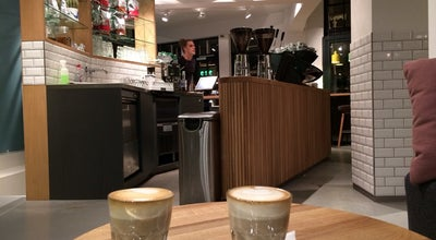 Photo of Coffee Shop De Koffie Salon at Spuistraat 281, Amsterdam 1012 VR, Netherlands
