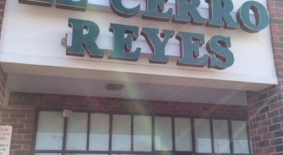 Photo of Mexican Restaurant El Cerro Reyes at 655 Brawley School Rd, Mooresville, NC 28117, United States