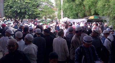 Photo of Mosque Masjid Imam Ahmad bin Hanbal at Kpp Ipb Baranangsiang Iv Blok A Tanah Baru, Bogor, Indonesia