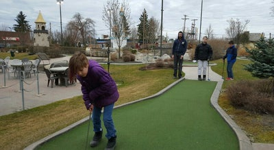 Photo of Mini Golf Putt N' Bounce Mini Golf at 1206 Arlington Ave, Saskatoon, SK S7H 5M1, Canada