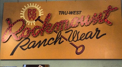 Photo of Tourist Attraction Rockmount Ranch Wear at 1626 Wazee St, Denver, CO 80202, United States