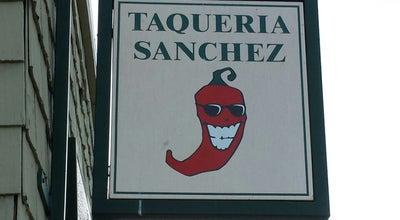 Photo of Mexican Restaurant Taqueria Sanchez at 2400 San Pablo Ave, Pinole, CA 94564, United States