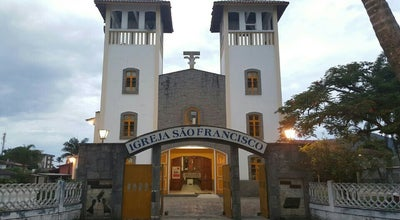 Photo of Church Igreja São Francisco De Assis at Ubatuba, Brazil