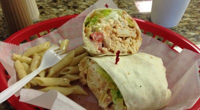 Photo of Cafe Grahame's Gourmet Cafe at 601 Cleveland St,, Clearwater, FL 33755, United States