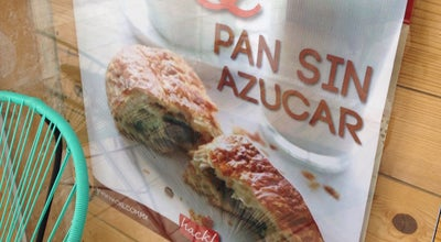 Photo of Bakery Hackl Panaderos Artesanos at Plaza Opera, San Andrés Cholula, Mexico
