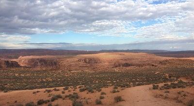 Photo of National Park Horseshoe Bend at Page, AZ, United States