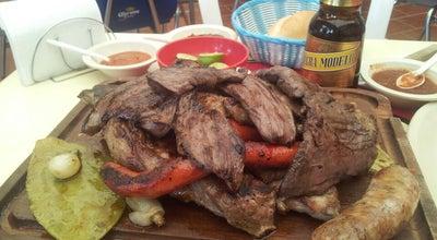 "Photo of Argentinian Restaurant Parrillada Argentina ""El Turco"" at Guadalupe I. Ramirez, Xochimilco, Mexico"