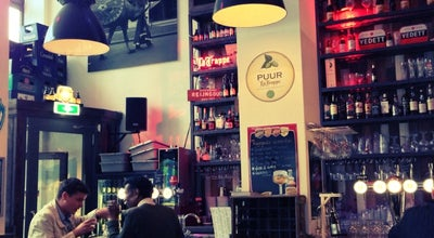 Photo of Bar Proeflokaal Reijngoud at Schiedamse Vest 148, Rotterdam 3011 BG, Netherlands