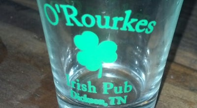 Photo of Bar O'Rourkes Irish Pub at 102 Payne Springs Rd, Dickson, TN 37055, United States