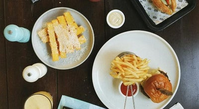Photo of Restaurant Sisterfields at Jl. Kayu Cendana No. 7, Seminyak 80361, Indonesia