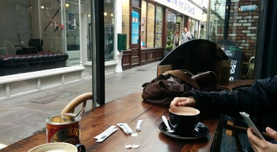 Photo of Coffee Shop Uncommon Ground Coffee Co. at Royal Arcade, Cardiff, United Kingdom