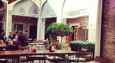Photo of Historic Site Caferağa Medresesi at Caferiye Sok. Soğukkuyu Çıkmazı No:1 Sultanahmet Fatih, İstanbul, Turkey