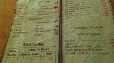 Photo of Ice Cream Shop Le Glacier Bio at Bonapriso, Cameroon