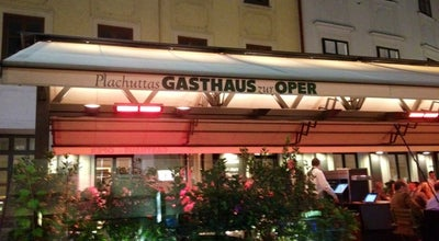 Photo of Austrian Restaurant Plachuttas Gasthaus Zur Oper at Walfischgasse 5-7, Wien 1010, Austria