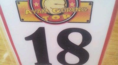 Photo of Fried Chicken Joint Ayam Goreng T.O.P at Jl. Kh. Wahid Hasyim, Samarinda, Indonesia