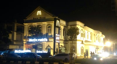 Photo of Burger Joint McDonald's / McCafé at 73 Jalan Dato Keramat, George Town 10150, Malaysia