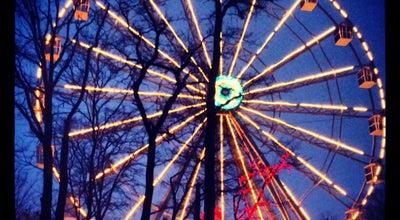Photo of Theme Park Ride / Attraction Колесо обозрения at Парк «юность», Kaliningrad, Russia