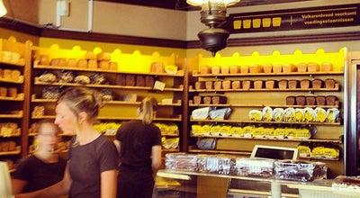 Photo of Bakery Hartog's Volkoren Bakkerij at Wibautstraat 77, Amsterdam 1091 GK, Netherlands