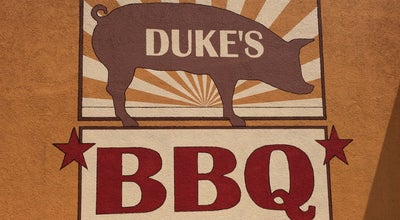 Photo of BBQ Joint Duke's Old South BBQ at 318 Village Rd Ne, Leland, NC 28451, United States