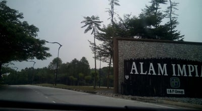 Photo of Art Gallery Entrance Alam Impian at Alam Impian, Shah Alam 40470, Malaysia