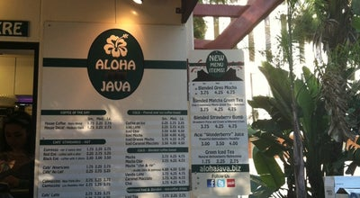 Photo of Coffee Shop Aloha Java at California State University Fullerton, Fullerton, CA 92831, United States