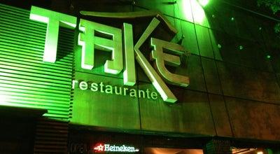 Photo of Sushi Restaurant Takê at R. Prof. Morais, 659, Belo Horizonte 30150-370, Brazil