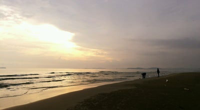 Photo of Beach LeamMeaPim Beach : Rayong at Klaeng, Thailand