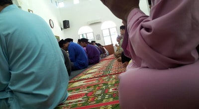 Photo of Mosque Masjid Nur Hijrah at Malaysia